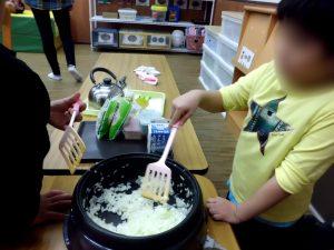 クリームスープ①