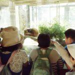 動物園をはじめとした施設見学にもいきます