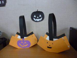 かぼちゃバック
