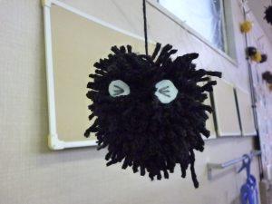 11月 みのむし真っ黒くろすけもどきとハロウィン仮装写真