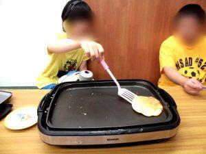 ホットケーキ③