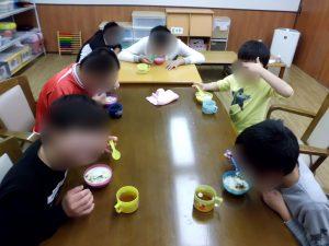 クリームスープ③